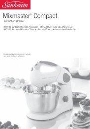 Manual (pdf) - Appliances Online