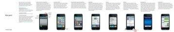 iPhone 3GS - Brzi prsti - Support - Apple