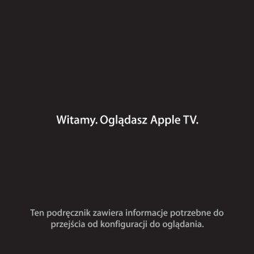 Apple TV - Support - Apple
