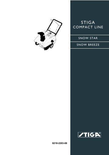 COMPACT LINE - Stiga!