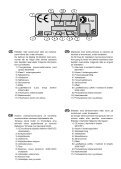 INSTRUCTION AND MAINTENANCE MANUAL FIN - Page 3