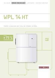 WPL 14 hT - Stiebel Eltron