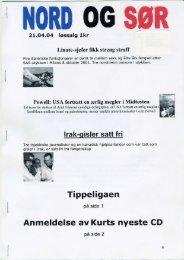NORD OG SØR - Viken Fiber
