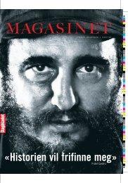 ntervju i Dagbladet Magasinet s.19 - Viken Fiber