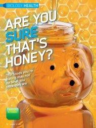 Are You Sure That's Honey? - Mara Grunbaum