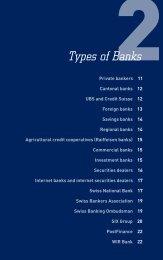 Types of Banks - marc bauen