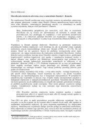 Filozofia jako inżynieria odwrotna - Miłkowski, Marcin