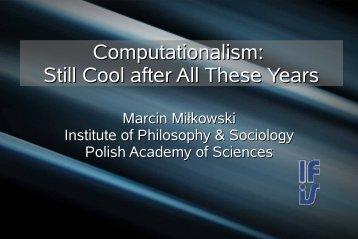 process - Miłkowski, Marcin