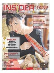 "willst Dich als ""Model des Monats"" bewerben? s"" - Magazin INSiDER"