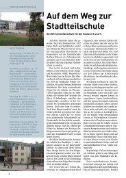 gehts zum Artikel - Grund-, Stadtteilschule Maretstraße