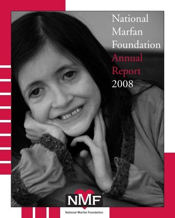 National Marfan Foundation Annual Report 2008