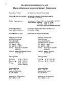 +hu]olfkh (lqodgxqj ]xp 3iduuihvw lq 6dqnw (udvpxv (lzhlohu dp -xol - Page 2