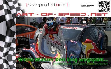 {have speed in focus!} Norisring 06 / 2013