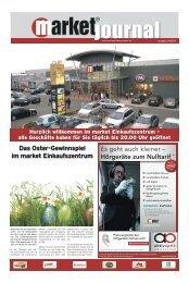 Das Oster-Gewinnspiel im market Einkaufszentrum
