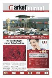 Der Valentinstag im market Einkaufszentrum - Market-oberfranken.de