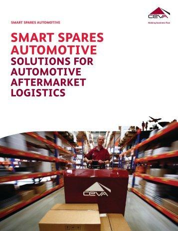 SMART SPARES AUTOMOTIVE - CEVA Logistics