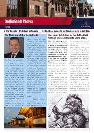 BallinStadt News - Hamburg Marketing GmbH