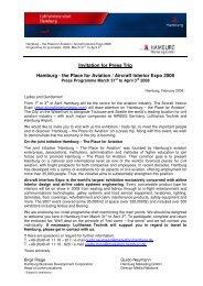 Invitation_Presstrip_Hamburg - The Place for Aviation_2008_final