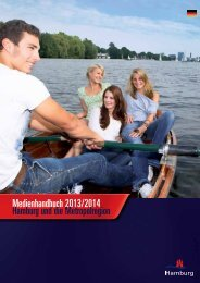 Medienhandbuch 2013/2014 Hamburg und die Metropolregion