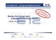 E12-Gipfel ist… - Marketing - Club Karlsruhe