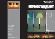 New Look Table Light Faltblat... - American Neons