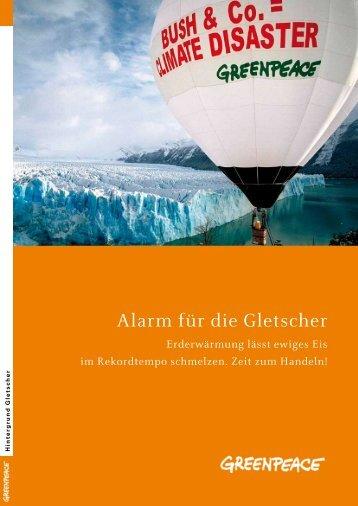 Alarm für die Gletscher - Marktcheck.at