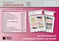 2012 - Kirschbaum Verlag Gmbh