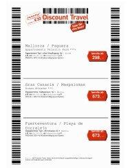 Discount Travel - Markus Strebel