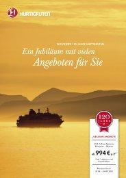 Infos als PDF runterladen. - Hurtigruten