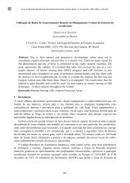 13_78p - Utilização de Dados de Sensoriamento Remoto no ... - Inpe