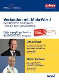 Verkaufen mit MehrWert! - Martin Limbeck
