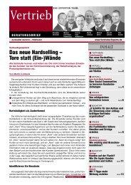 Vertriebs-Experts 02/2010 - Martin Limbeck