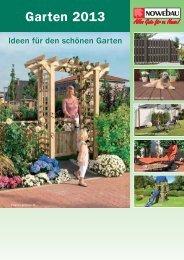 Garten-Katalog 2013 Seite 1