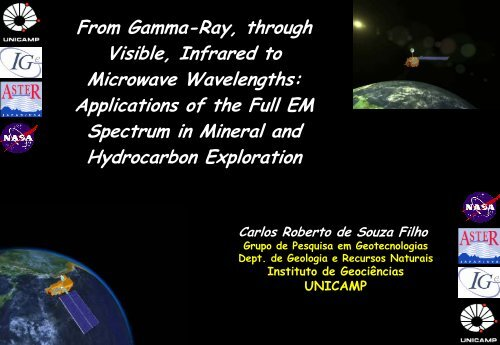 From gamma-ray, through visible, infrared to microwave ... - marte:80