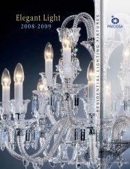 Catalog 1 - Elegant Light 2008/2009