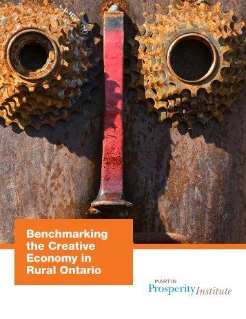 Download this Report (PDF) - Martin Prosperity Institute