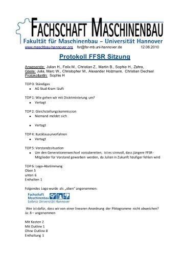 FFSR_Protokoll_2010-08-12