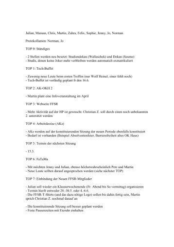 FFSR_Protokoll_2010-02-15