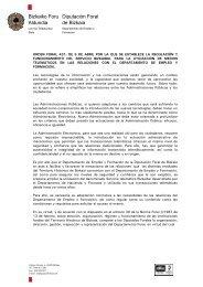 Bizkaiko Foru Aldundia Diputación Foral de Bizkaia