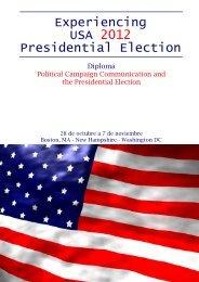 Experiencing USA 2012 Presidential Election - Master en ...