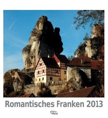 Romantisches Franken 2013