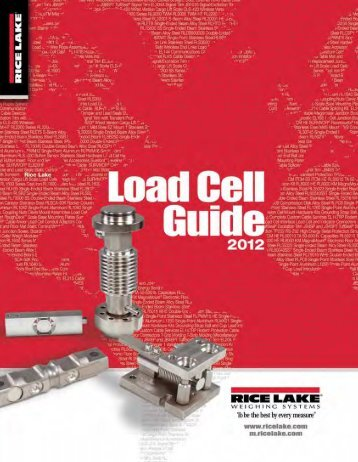 2012 Load Cell Guide - Amazon Web Services