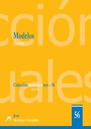 Modelos - Universidad de Extremadura