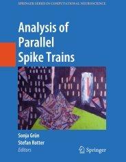 Analysis of Parallel Spike Trains - Albert-Ludwigs-Universität Freiburg