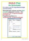 Schulnetz und EAGLE OH-Folien... - HTL Wien 10 - Seite 6