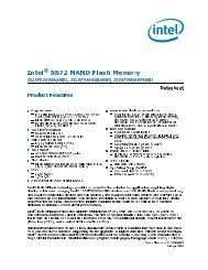 Intel® SS72 NAND Flash Memory - HTL Wien 10