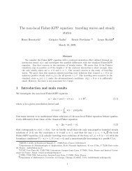 The non-local Fisher-KPP equation: traveling waves and steady states