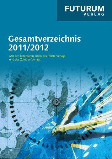 Gesamtverzeichnis 2011/2012
