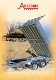KSX, der Dreiseitenkipper - Anssems
