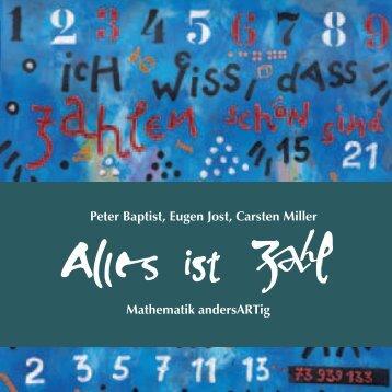 Flyer - Mathematik im Kontext - Alles ist Zahl